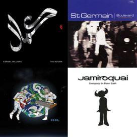 Playlist: Mushroom Jazz