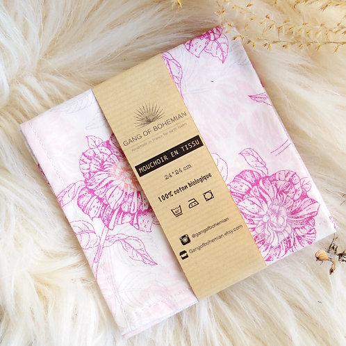 Mouchoir en coton bio