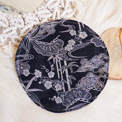 Dessous de plat/Maniques en coton japonais