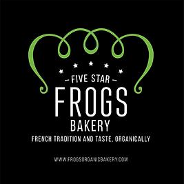 Frogs Bakery Logo