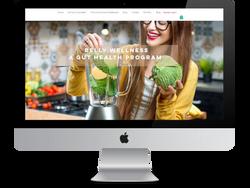 Website Product Description Page
