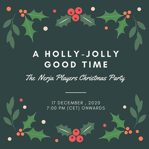 CHRISTMAS ZOOM EVENT