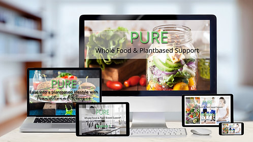 PURE PLUS - FROM CARNIVORE to PLANTBASED