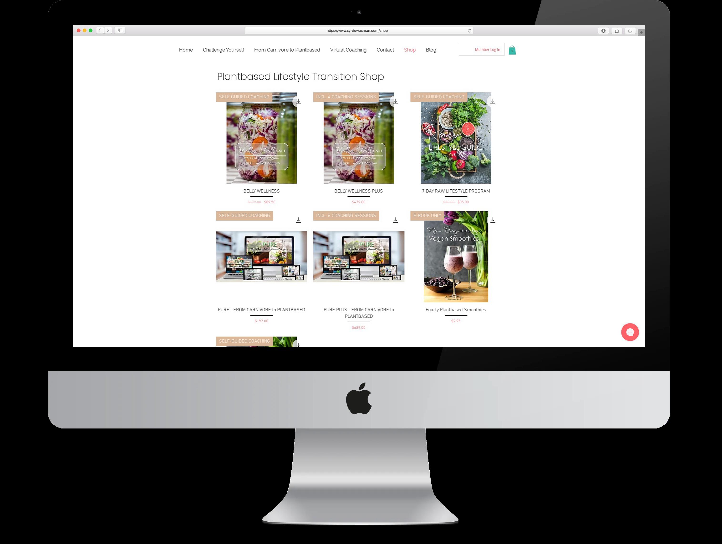 Online Store Sample