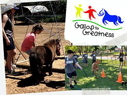 Gallop to Greatness: Bullying Intervention