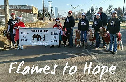 Flames to Hope Volunteers