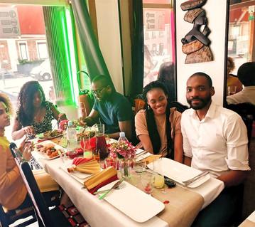 Réception Mariage Berceau d'Afrique