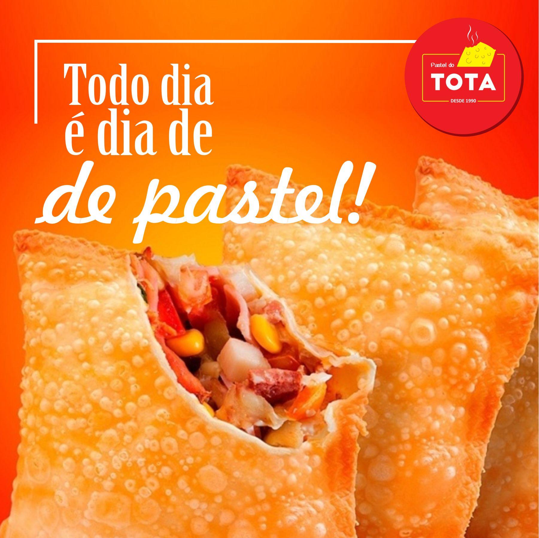 Pastel do Tota