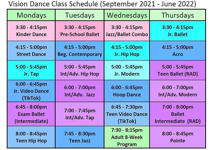 Vision Dance Schedule (2021 - 2022).JPG