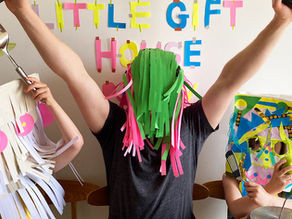 Free weekend kids activities await- the Little GIFT House Party
