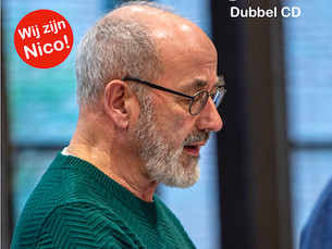 Zanger Franc Janssen geeft solo CD uit!