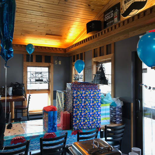 CreekSide Birthday Party