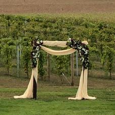 Linen Arch