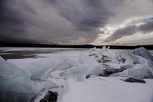 Black Lake, Mongolia