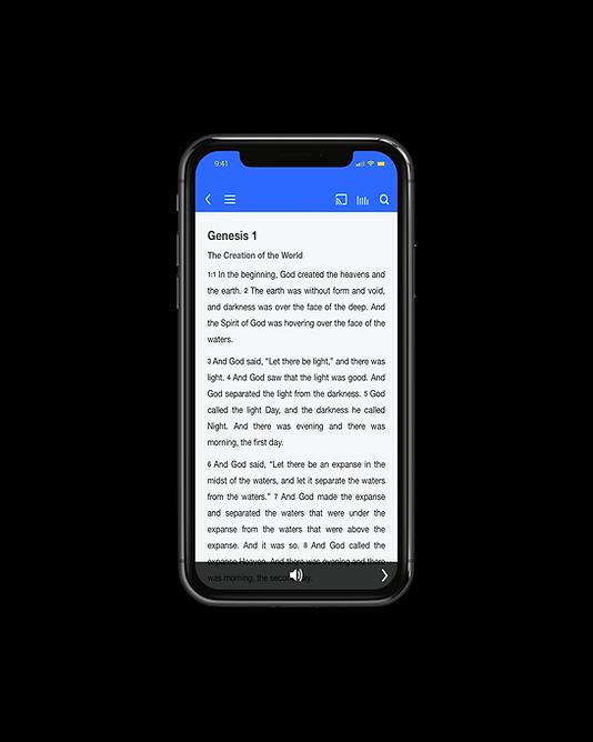 The Church 3:20 App Bible