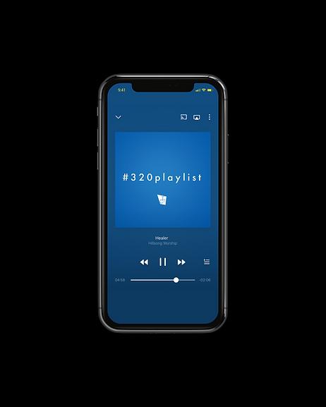The Church 3:20 App Playlist