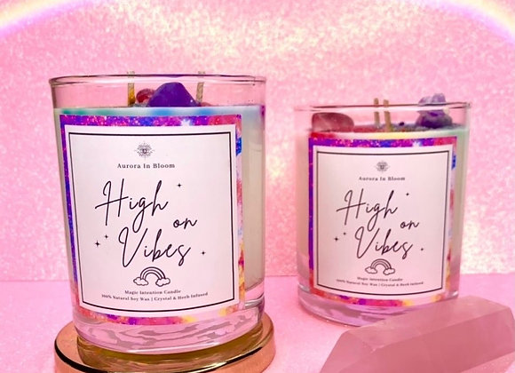 High on Vibes Candle