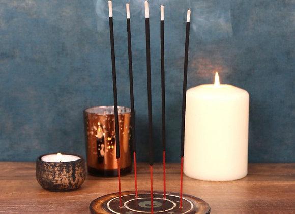 Circle Incense Stick Holder