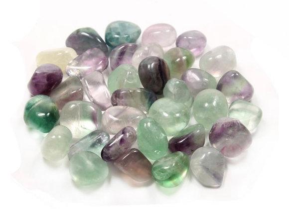 Rainbow Fluorite Gemstone