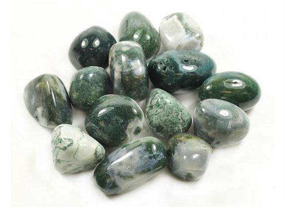 Moss Agate Gemstones