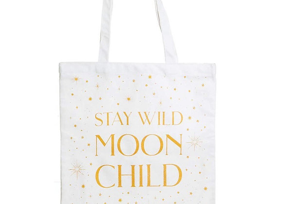 Stay Wild Moon Child Tote