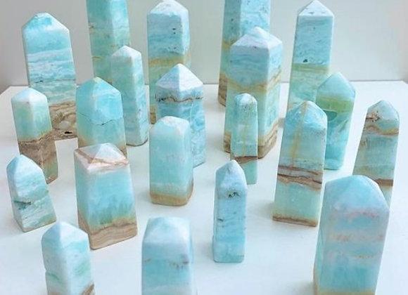 Caribbean Calcite Towers
