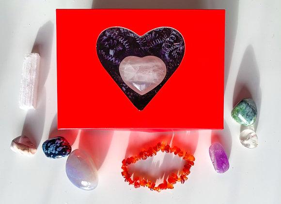 Box of Crystals