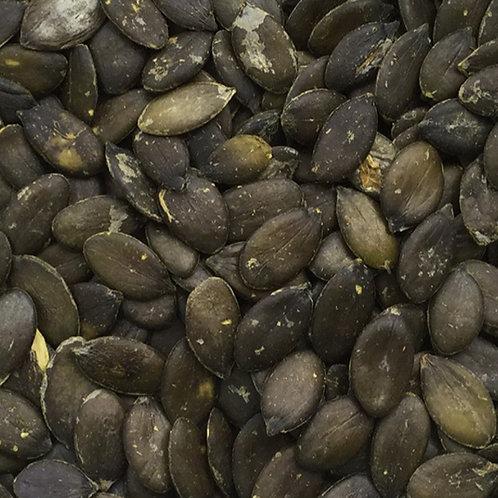 Austrian Pumpkin Seeds. Zero waste bulk foods. plastic free. horsham. sussex. uk. online