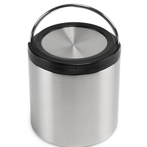 Klean Kanteen Stainless Steel TK Canister with lid. zero waste bulk foods. plastic free. online. horsham