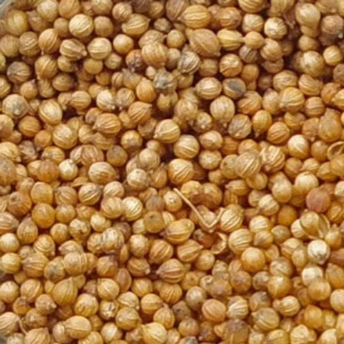 British Grown Coriander Seed. plastic free. zero waste bulk foods. horsham. Sussex. dorking. online
