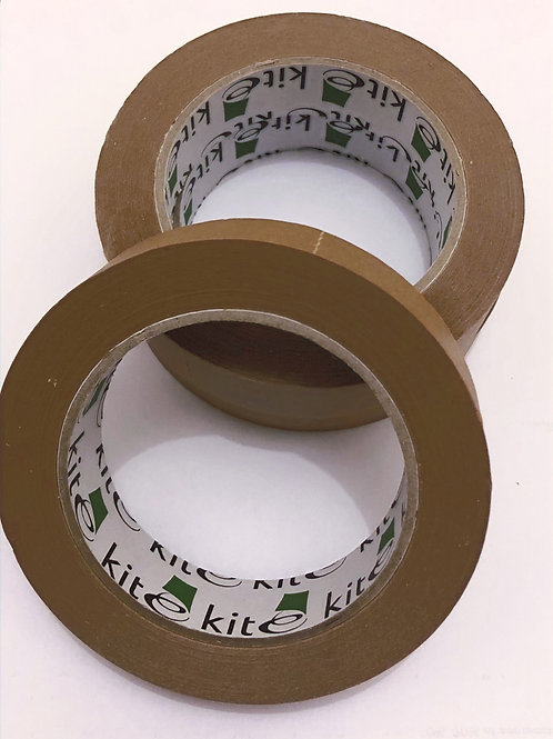 Self Adhesive Paper Tape - 100% Recyclable (25mm x 50m)