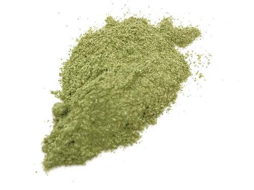Organic spinach leaf powder. zero waste bulk foods. plastic free. horsham. Newdigate. online