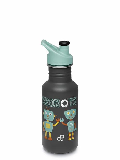 klean kanteen kids Classic Sport 18oz (532ml) - BroBots. plastic free. zero waste bulk foods. online
