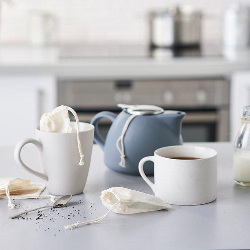 Reusable Organic Cotton Tea Bag