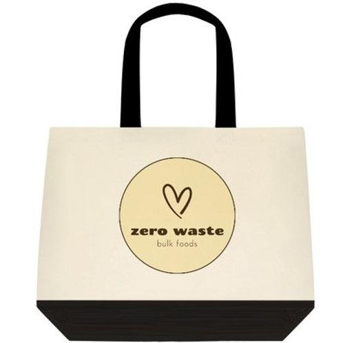 100% Cotton Carry Bag. Plastic Free. Zero Waste. Horsham. Sussex. Online.