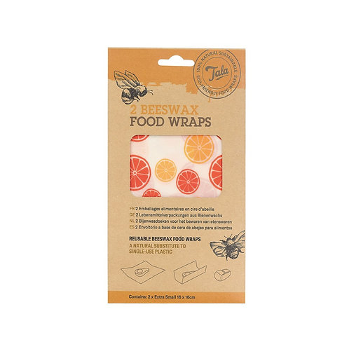 Citrus Wax Wrap. zero waste bulk foods. plastic free. online. horsham. dorking.