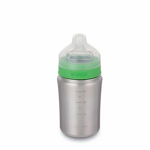 klean kanteen stainless steel baby bottle. 9oz. zero waste bulk foods. plastic free. online. horsham