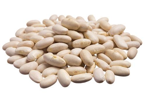Organic haricot beans. plastic free. zero waste. horsham. Sussex