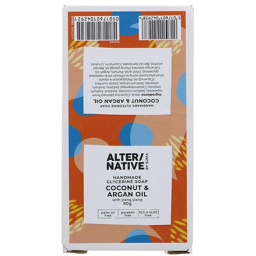 Coconut & Argan Oil Hand Soap. Plastic Free. Zero waste bulk foods. horsham