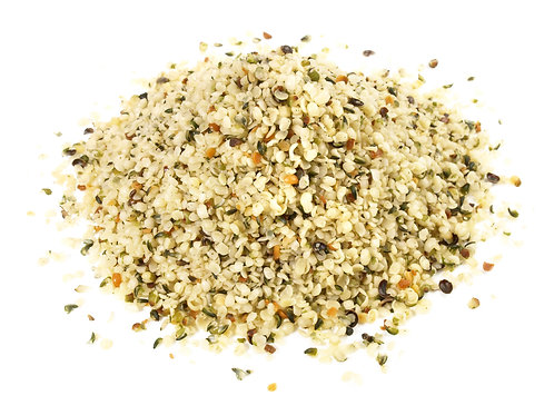 Hulled Hemp Seeds. Zero Waste Bulk Foods. Online. Plastic Free. UK
