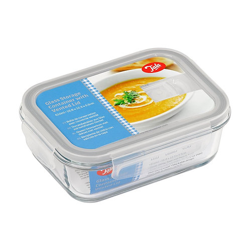 tala glass storage container 610ml. plastic free. zero waste bulk foods. horsham, dorking. online