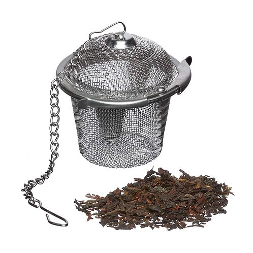 Loose Leaf Tea Infuser, Zero Waste Bulk Foods