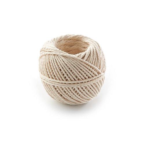 Recycled natural cotton twine. plastic free. zero waste bulk foods. horsham. online dorking