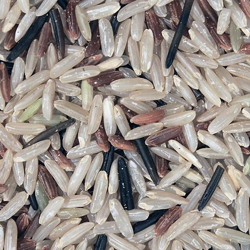 Organic wild rice mix. plastic free. zero waste bulk foods. horsham. Sussex, dorking. surrey, online