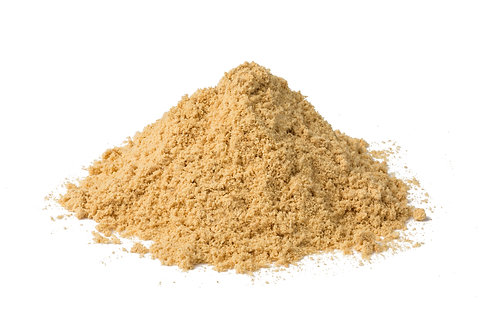 Organic ground ginger. plastic free. zero waste bulk foods. horsham. Sussex. dorking. online