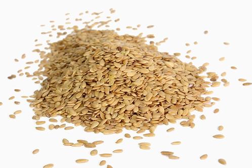 British grown golden linseed. plastic free. zero waste bulk foods. horsham. Sussex. dorking. online