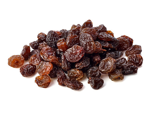 Organic raisins. plastic free. zero waste. horsham. Sussex