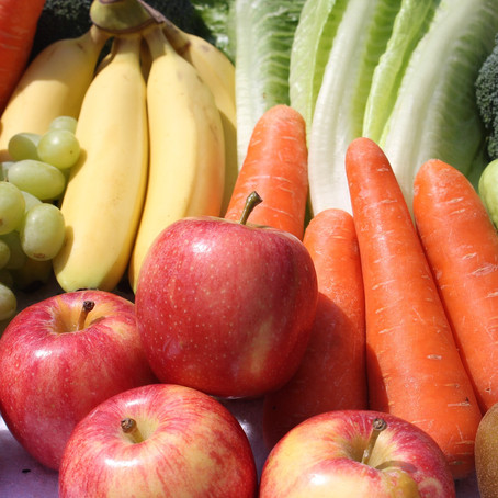 Pesticides and Fruit & Veg – The Dirty Dozen & The Clean Fifteen