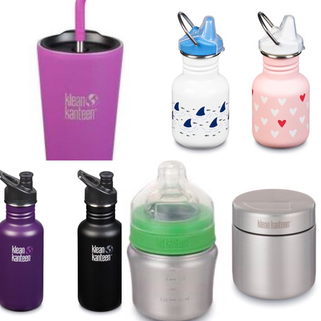 New In - Klean Kanteen Stainless Steel Bottles!