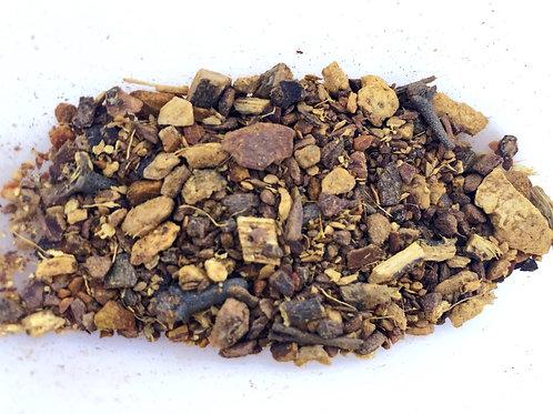 turmeric chai loose leaf tea. zero waste bulk foods. plastic free. horsham. sussex. online